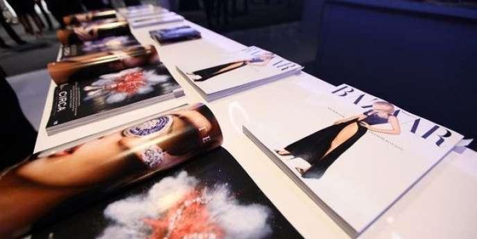 Le groupe Marie Claire et le groupe américain Hearst Magazines International vont lancer en partenariat une édition française du magazine de mode féminin américain, déjà publié en 18 langues.
