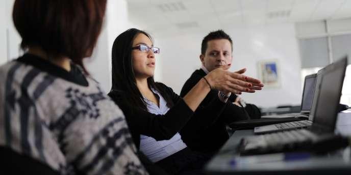 33 % des étudiants se disent préoccupés par leur entrée sur le marché du travail.
