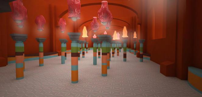 Projet de scénographie pour la collection de chapiteaux romans du Musée des Augustins. L'inauguration de la nouvelle présentation est inscrite au programme du Festival international d'art de Toulouse 2014.