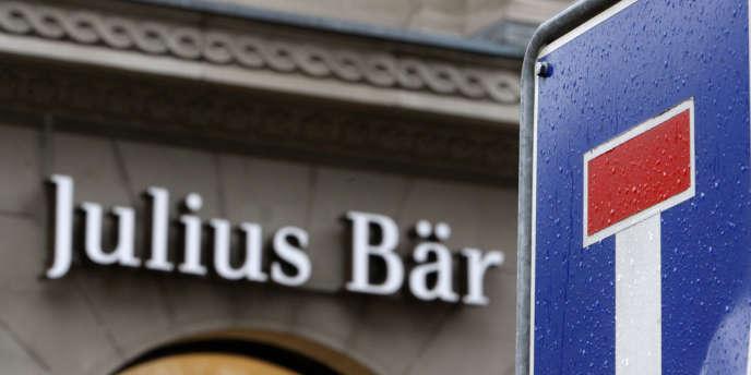 La banque privée fait partie de la douzaine de banque basées en Suisse qui sont visées par une enquête sur des soupçons d'aide à l'évasion fiscale.