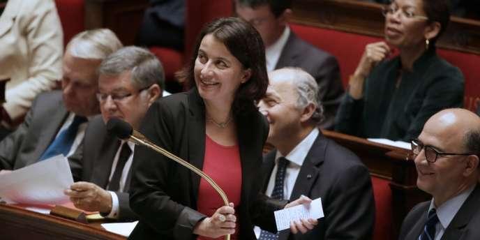 La ministre du logement, Cécile Duflot, le 21 mai.