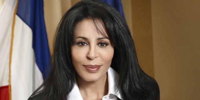 Yamina Benguigui, ministre déléguée chargée de la francophonie.