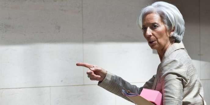 L'ex-ministre de l'économie et actuelle patronne du FMI a été placée sous le statut de témoin assisté dasn l'instruction judiciaire sur la gestion de l'arbitrage du litige entre Bernard Tapie et le Crédit lyonnais.
