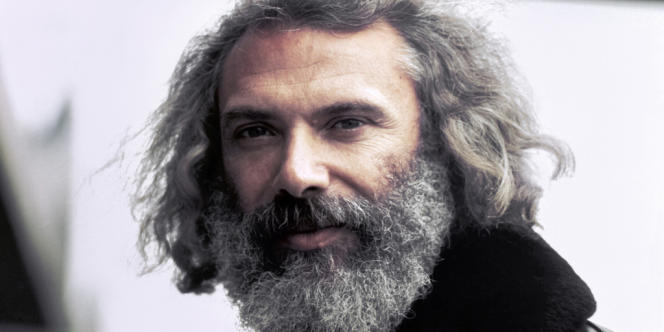 Georges Moustaki, en 1972.
