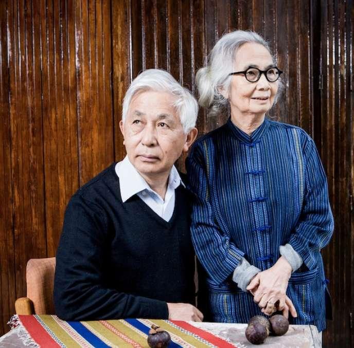Kim et Jean Tran.