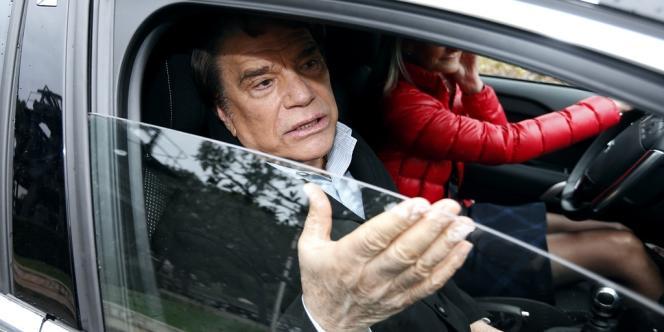 Bernard Tapie, en décembre 2012.