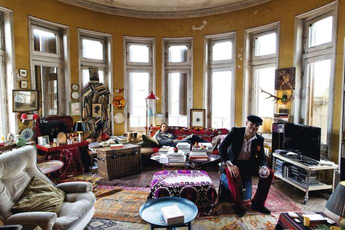 Dès 2008, le photographe Todd Selby immortalise les appartements de ses amis créatifs. Son blog est aujourd'hui l'un des plus visités au monde (ici un intérieur à Madrid).