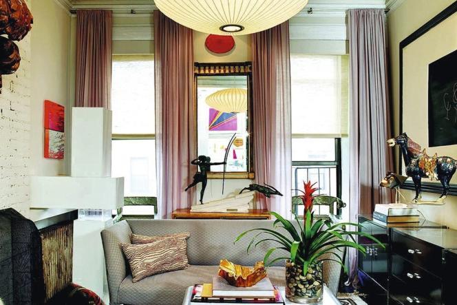 Apartment Therapy prodigue des conseils déco à partir de photos d'intérieurs.