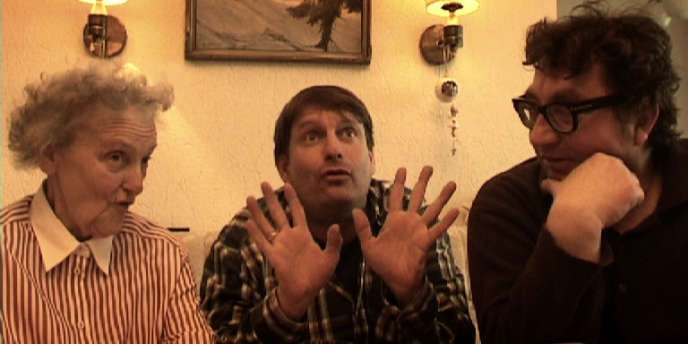 Ruth Bickelhaupt, Heiko Pinkowski et Peter Trabner dans le film allemand d'Axel Ranisch,