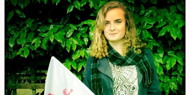 Pauline J, 16 ans.