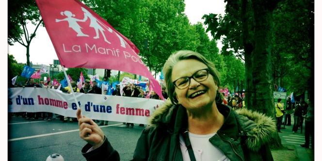 Brigitte F. 64 ans.