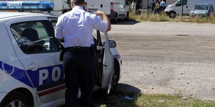 Dimanche, les locaux du Groupe d'intervention régional de Corse avaient été endommagés à Ajaccio.