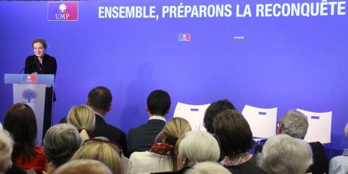 Le débat entre les quatre candidats à la primaire UMP à Paris.