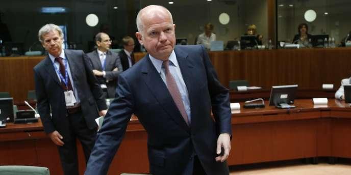 Le ministre des affaires étrangères britannique, William Hague, a déclaré que le Royaume-Uni pourrait livrer des armes aux rebelles avant le 1er août.