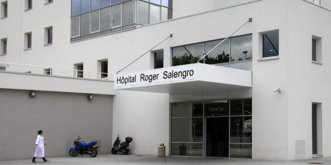 D'abord hospitalisé à Douai, le patient avait été transféré au CHRU de Lille, le 8 mai.