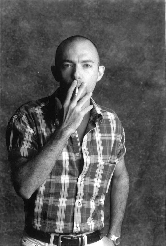 L'écrivain Guillaume Dustan (1965-2005).