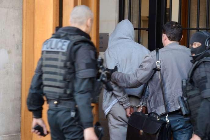 Alexandre D. avait été arrêté mercredi 29 mai dans les Yvelines.