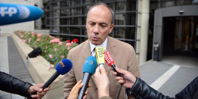 Stéphane Richard, PDG d'Orange, était le directeur de cabinet de Christine Lagarde au moment de la décision de recourir à l'arbitrage dans l'affaire Tapie.