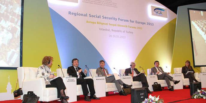Le forum européen de l'Association internationale de la Sécurité sociale (ISSA), qui s'est tenu à Istanbul du 28 au 30 mai 2013, préconise la réforme des régimes de Sécurité sociale.