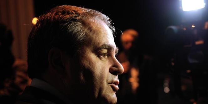 Xavier Bertrand, le 30 novembre 2012.