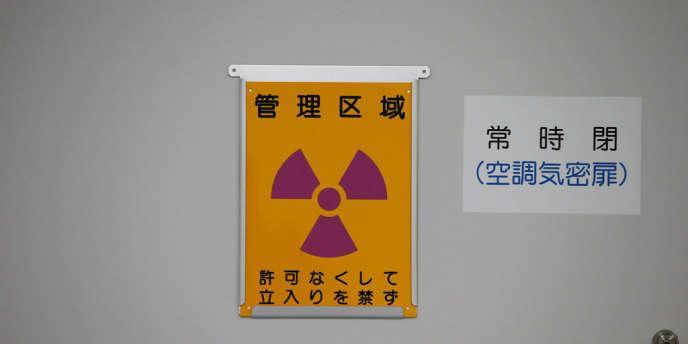 La centrale Fukushima Daiichi a été ravagée par le séisme et le tsunami du 11 mars 2011 dans le nord-est du Japon.