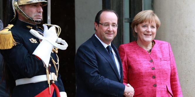François Hollande et Angela Merkel ont annoncé leur accord pour la nomination d'un