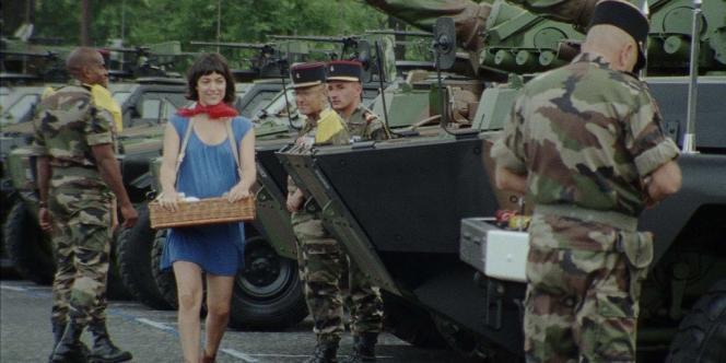 Vimala Pons dans le film français d'Antonin Peretjatko,