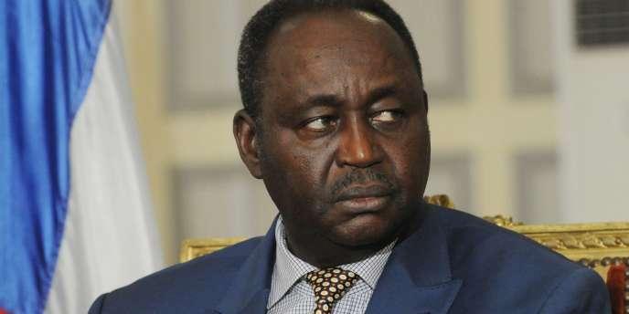 L'ancien président centrafricain est poursuivi pour