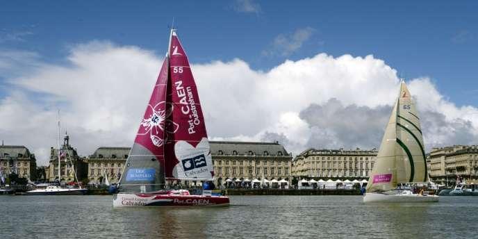 Bordeaux, ville départ de la 44e édition de la Solitaire du