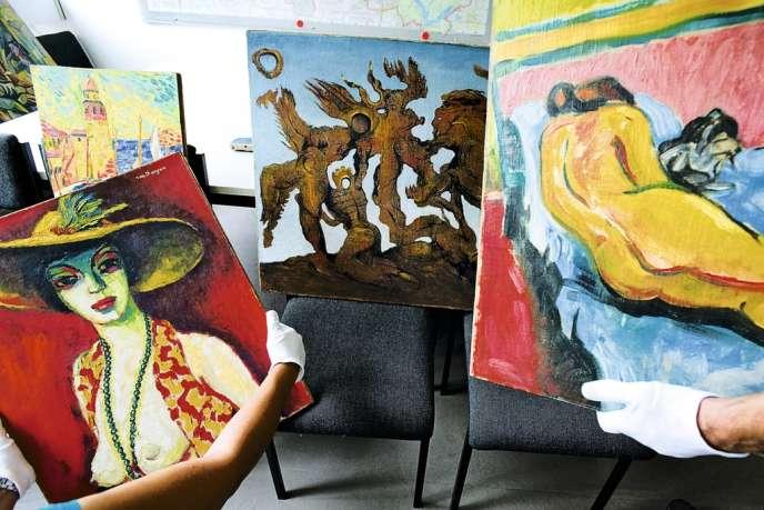 Le faussaire allemand Wolfgang Beltracchi a été démasqué en 2010. Ses tableaux - à la manière de Van Dongen, Max Ernst et Max  Pechstein, entre autres - s'étaient écoulés pendant plus de trente ans pour un montant total de plusieurs millions d'euros.