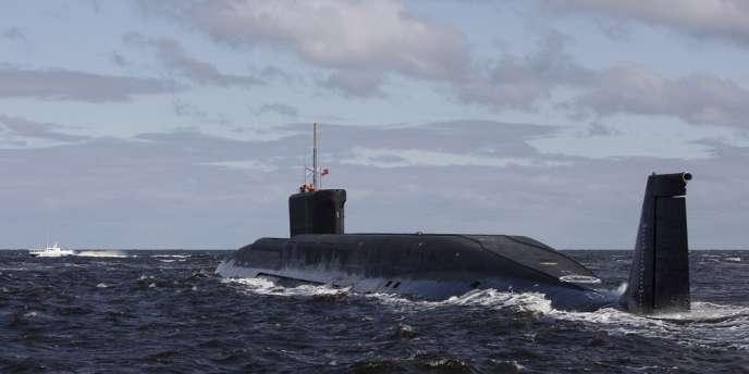 Le sous-marin russe
