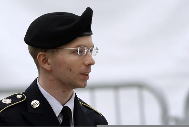 Bradley Manning fait face à 21 chefs d'accusation et plaide non coupable en ce qui concerne le plus grave, celui de collusion avec l'ennemi, passible de la prison à vie.