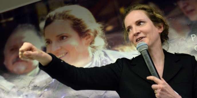 Nathalie Kosciusko-Morizet, en mai 2013.