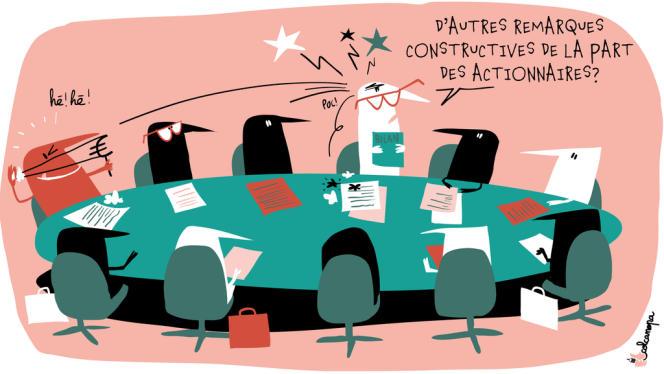 Les actionnaires « activistes » poil à gratter des conseils d'administration des grandes entreprises.