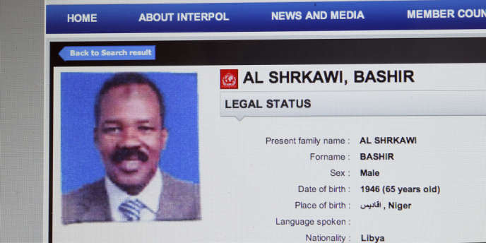Bachir Saleh est activement recherché par Interpol.