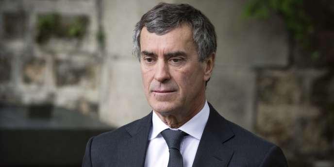 Jérôme Cahuzac, le 3 juin 2013.
