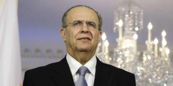 Ioannis Kasoulides, ministre des affaires étrangères chypriote, le 10 mai à Washington.