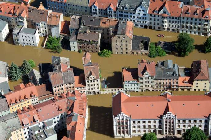 A Meissen, en Allemagne, le 5 juin.