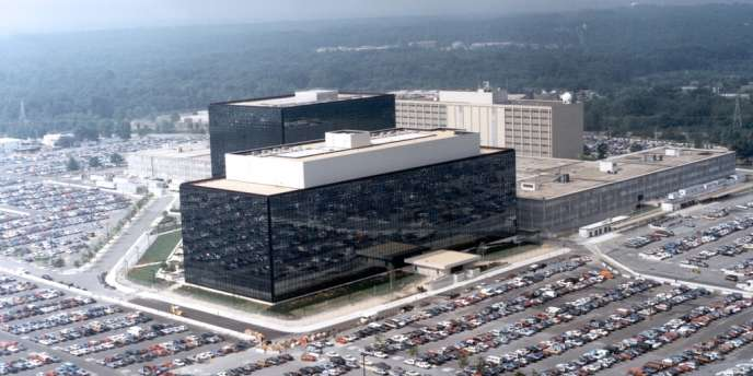 Siège de la NSA à Fort Meade.