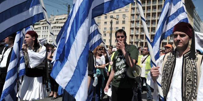 Athènes est sous pression de ses principaux créanciers – la Banque centrale européenne, le Fonds monétaire international et l'Union européenne.