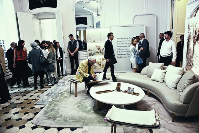 Dirigés cette année par René-Jacques Mayer, les D'Days avaient mis à l'honneur en 2012 le designer Tai Ping.