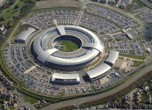 Le siège des services de renseignements électroniques britanniques (GCHQ), à Cheltenham (sud-ouest de l'Angleterre).