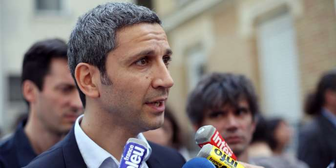 Christophe Najdovski, le 8 juin à Paris.