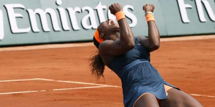 Serena Williams remporte la finale dames de Roland-Garros