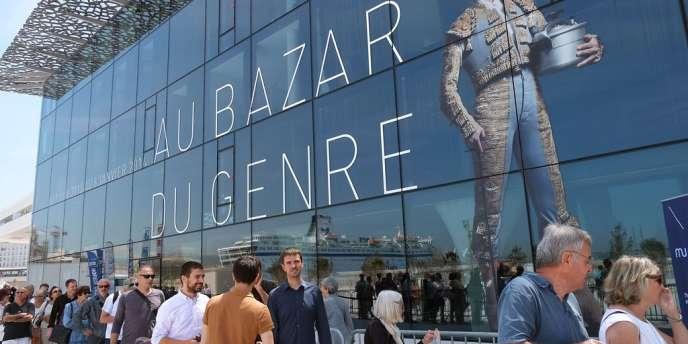 Le nouveau musée des civilisations de la Méditerranée a connu une