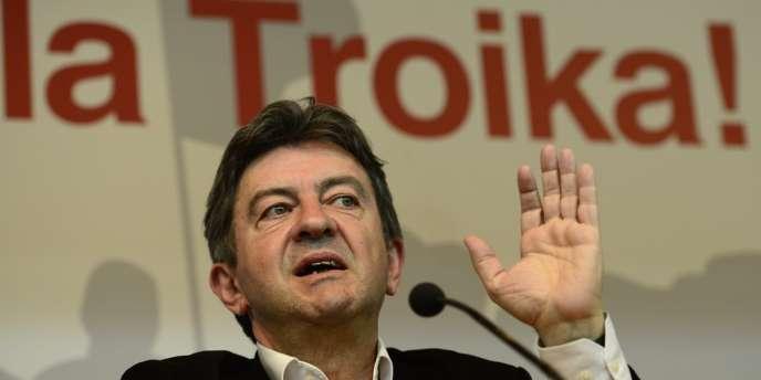 Selon le coprésident du Parti de gauche, « les sociaux-démocrates sont la camisole de force des peuples », a-t-il affirmé après l'accord de gouvernement en Allemagne.