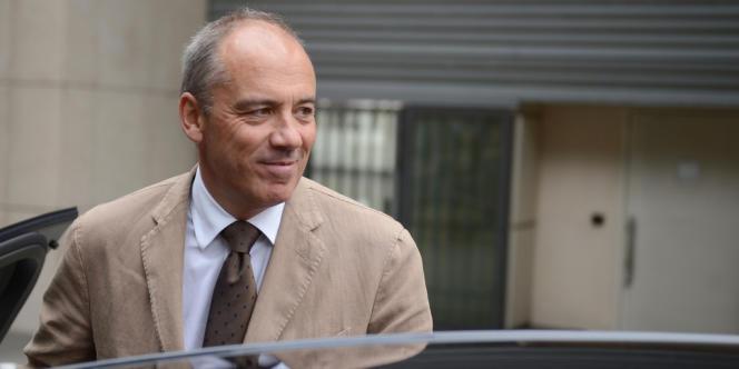 Le PDG d'Orange, Stéphane Richard, est mis en examen dans l'affaire Tapie.