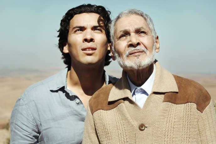 Tewfik Jallab dans le film français de Mohamed Hamidi,