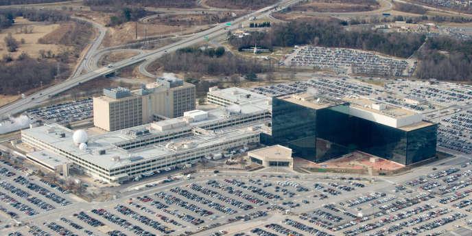 Le siège de la National Security Agency (NSA), à Fort Meade, dans le Maryland.