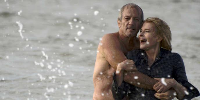 Patrick Chesnais et Fanny Ardant dans le film français de Marion Vernoux,